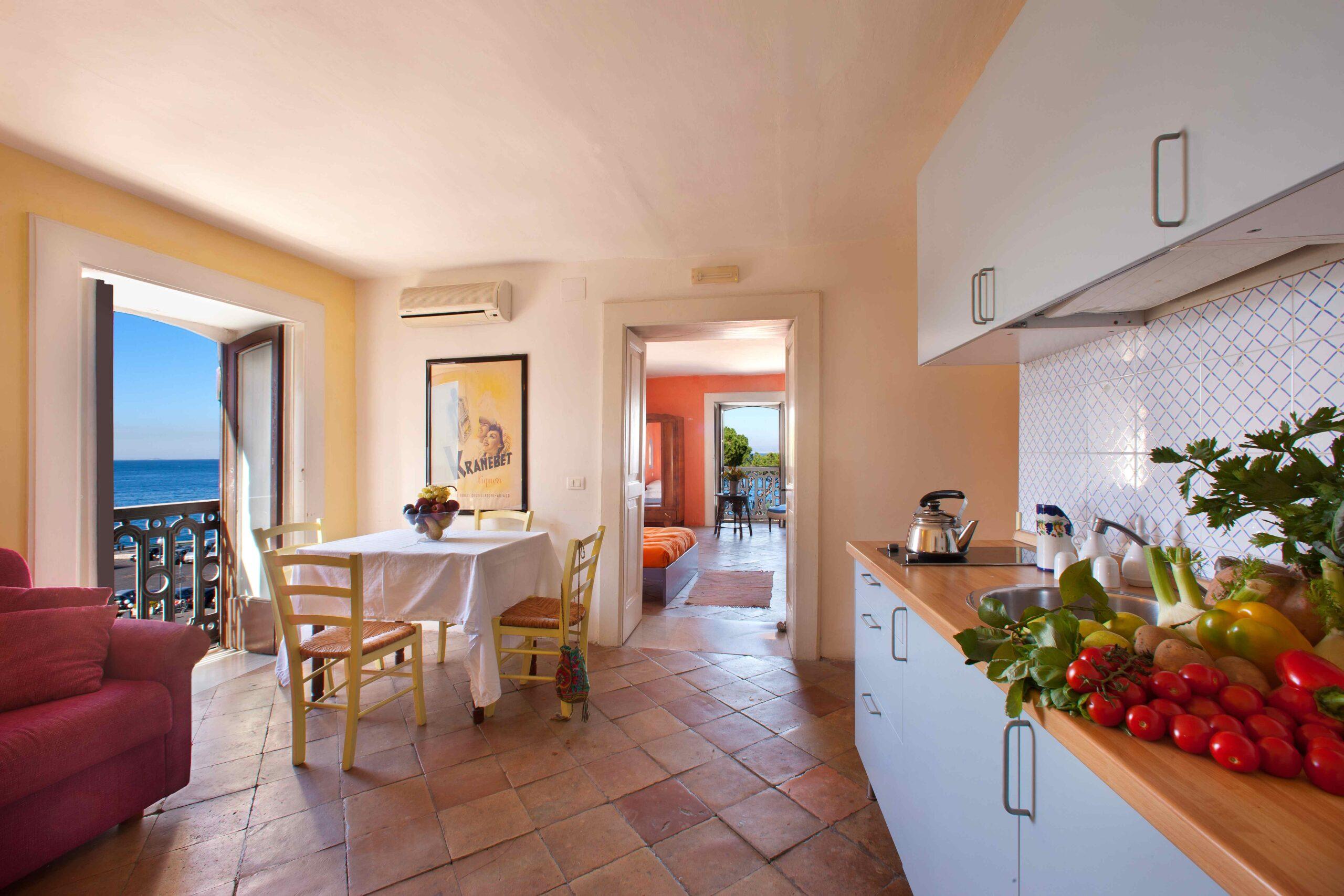 Marina Piccola 73 - Appartamenti
